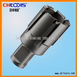 High Quality 25mm Depth Tct Rail Drill pictures & photos
