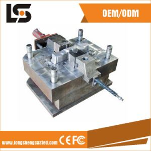 Precision Aluminum Die Casting Molds with 4 Cavities