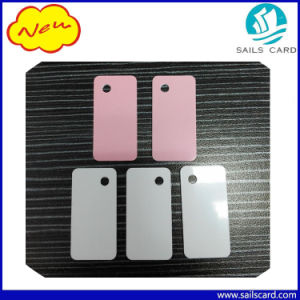 RFID Jewelry Tag Plastic PVC Hang Tag pictures & photos