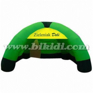 Advertising Inflatable Green Color Spider Dome Tent K5143 pictures & photos