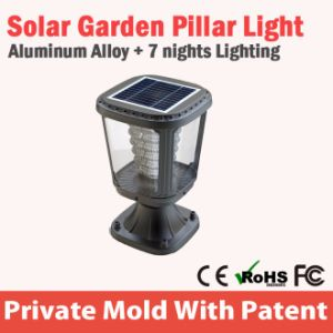 Residential Outdoor Landscape Garden LED Pillar Light 1W pictures & photos