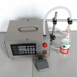 5 L/Min Gear Pump Quantitative Liquid Filling Machine