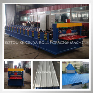 Wall Panel Cold Steel Roll Forming Machine pictures & photos