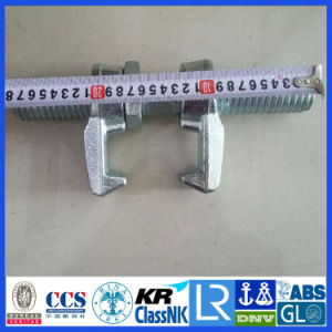 Container Securing System and Lashing Device: Bridge Fitting pictures & photos