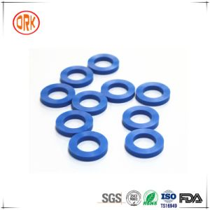 Pressure Resistance Blue Rubber Gasket HNBR Sealing for Industrial Component pictures & photos