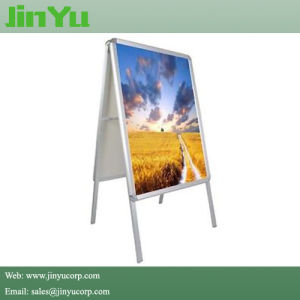 Sidewalk Aluminum Snap Poster Frame Board pictures & photos