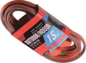 3 Outlets Utility Extension Cord with Flat Plug 06-Ggpt7016 pictures & photos