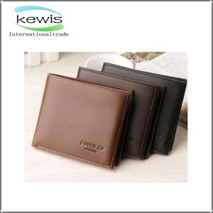 Good Quality Cowhide Genuine Leather Men Wallet pictures & photos
