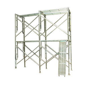 China High Quality Steel H Frame Scaffold pictures & photos