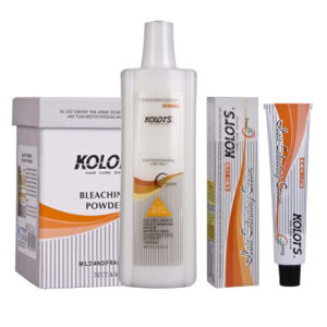 Kolors Professional No Ammonia Hair Color Cream GMPC pictures & photos