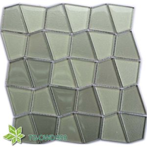 Glass Mix Shell Mosaic Tile (TG-OWD-950) pictures & photos