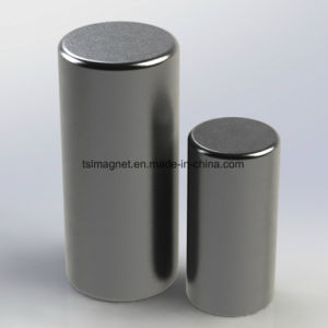 Sintered Rare Earth Permanent Rod NdFeB Magnets pictures & photos