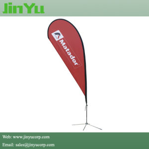 Outdoor Advertising Teardrop Beach Banner Flag pictures & photos