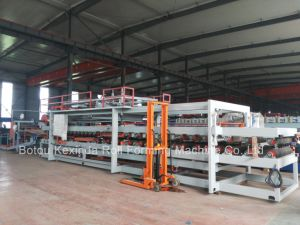 Kxd EPS and Rockwool Sandwich Panel Making Machine for Sale pictures & photos