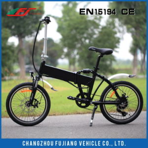 Hot Selling 20 Inch Folding Electric Bike, Cheap Electric Folding Bicycle pictures & photos