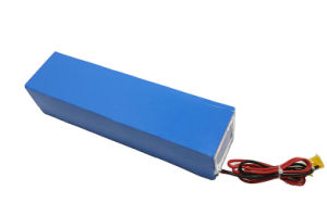 High Capacity 48V 20ah Lithium Batteries for Electrical Scooter pictures & photos