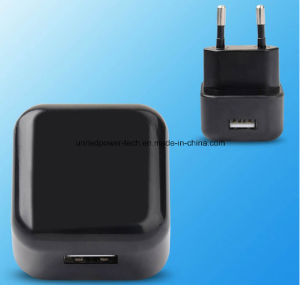 Mini One USB Port Travel Wall Mobile Phone Charger/AC DC Power Adapter pictures & photos