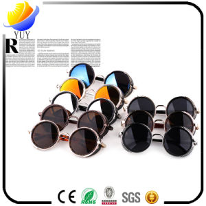 Retro Small Round Sunglasses for Men and Women pictures & photos