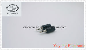3.5mm Stereo Plug to 2.5mm Mono Jack pictures & photos