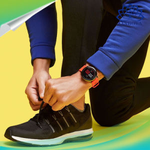 Amazfit Outdoor Smart Sport Watch with GPS, Heart Rate, Pressure, Environment Temperature, Height pictures & photos