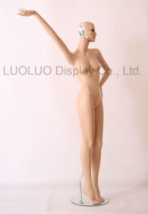 ODM Realistic Female Mannequin with Wear Make-up 1081 pictures & photos