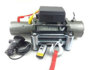 Classic Design 12000 Electric Winch Powerful Strength pictures & photos
