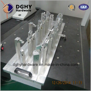 Top Quality Custom CNC Machining Electricity Fixture and Jig Parts
