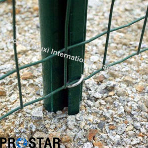 Welded Holland Wire Mesh Fence with Profile Post pictures & photos