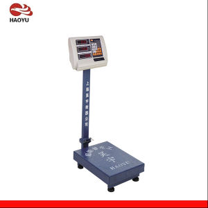 Electroni Digital 500kg High Precision Counting Platform Scales pictures & photos