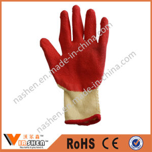 Nitrile Coated Garden Work Gloves pictures & photos