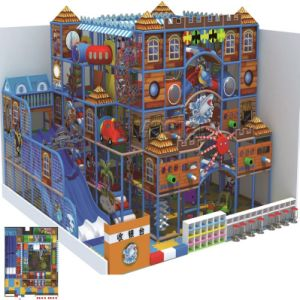 Wonderful Soft Foam Mini Indoor Playground for Sale pictures & photos