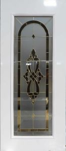 Steel Panel Door with Full Lite Glass