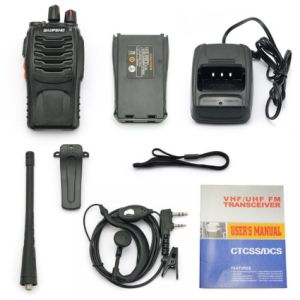 Cheap Wireless Walkie-Talkie 2-Way Radio UHF/VHF Interphone pictures & photos