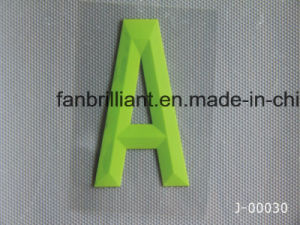 3D Silicone Heat Transfer Label for Cloth pictures & photos