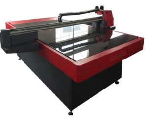 1315 UV Flatbed Printer for Printing Glass Acrylic Metal PVC pictures & photos