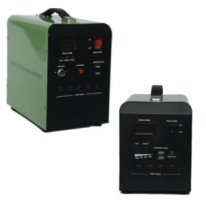 20W 50W 100W Portable DC off Grid Solar Power System for Home Use pictures & photos