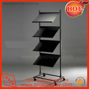 Metal Magazine Display Rack Wire Display Rack pictures & photos