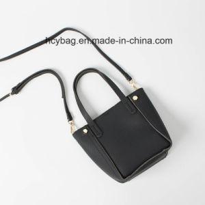 Puopular Fashion Ladies Handbag, Trendy Crossbody Bag, Ladies PU Bag pictures & photos