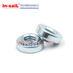Round Head M5 Self Clinching Nut of Sheet Metal pictures & photos