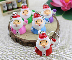High Quality Cartoon Style Resin Key Chain pictures & photos