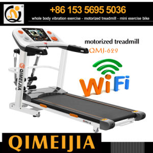 Top Quality Touch Screen Treadmill 3.5HP pictures & photos