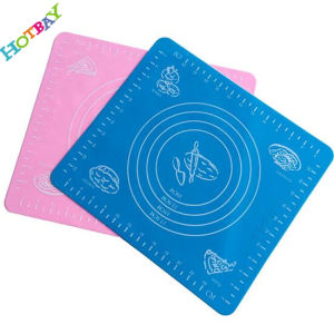 Good Quality Customer Design Silicone Cooking Mat