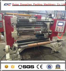 PP Woven Fabric Slitting and Rewinding Machine