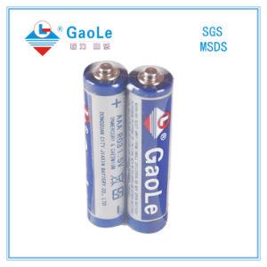 1.5V R03p AAA Size Carbon Zinc Battery (PVC Jacket) pictures & photos