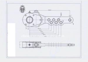 Truck Parts Brake System Slack Adjuster with OEM Standard pictures & photos