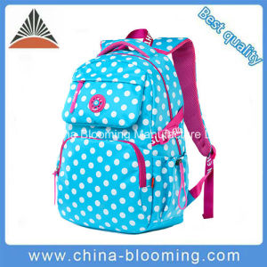 Nylon Cute Cartoon School Shoulder Backpack Kids Student Bag pictures & photos