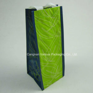 PP Woven Wine Bag, Wine Packaging Bag (BG1078) pictures & photos