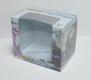 Beautiful Fashion Custom Packaging Color Box with Window Box pictures & photos