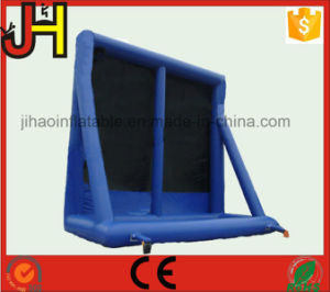 Outdoor Advertising Inflatable Movie Screen for Projection pictures & photos