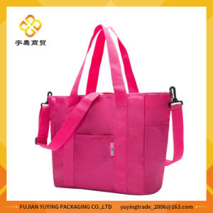 Multifunction Pink Mom Shoulder Bag with Big Capacity Volume pictures & photos
